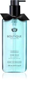 Grace Cole Boutique Sea Breeze & Lemongrass tekuté mydlo na ruky