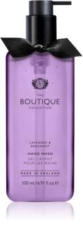 Grace Cole Boutique Lavender & Bergamot mýdlo na ruce