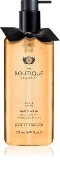 Grace Cole Boutique Oud & Cassis рідке мило для рук
