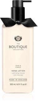 Grace Cole Boutique Oud & Cassis Hand Lotion