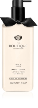Grace Cole Boutique Oud & Cassis latte per le mani