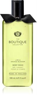 Grace Cole Boutique Lime & Orange Blossom gel de dus