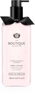 Grace Cole Boutique Cherry Blossom & Peony tělové mléko