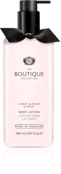 Grace Cole Boutique Cherry Blossom & Peony telové mlieko