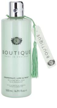 Grace Cole Boutique Grapefruit Lime & Mint relaxáló fürdőhab