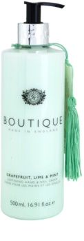 Grace Cole Boutique Grapefruit Lime & Mint crema suavizante para manos y uñas