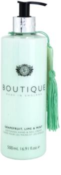 Grace Cole Boutique Grapefruit Lime & Mint crema suavizante para manos y uñas
