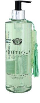 Grace Cole Boutique Grapefruit Lime & Mint sabonete líquido para mãos