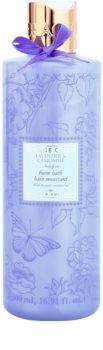 Grace Cole Floral Collection Lavender & Camomile espuma de banho