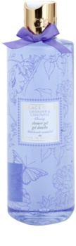 Grace Cole Floral Collection Lavender & Camomile gel de duche