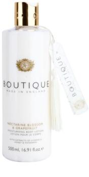 Grace Cole Boutique Nectarine Blossom & Grapefruit leite corporal hidratante