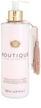 Grace Cole Boutique Vanilla Blush & Peony bőrfinomító krém kézre és körmökre