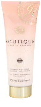 Grace Cole Boutique Vanilla Blush & Peony exfoliante corporal iluminador
