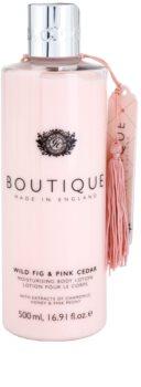 Grace Cole Boutique Wild Fig & Pink Cedar feuchtigkeitsspendende Körpermilch