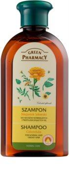 Green Pharmacy Hair Care Calendula szampon do włosów normalnych i przetłuszczających się