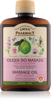 Green Pharmacy Body Care Massageöl gegen Zellulitis