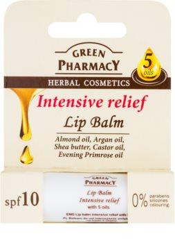 Green Pharmacy Lip Care Ultra-återfuktande läppbalsam  SPF 10