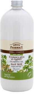 Green Pharmacy Body Care Argan Oil & Figs latte da bagno