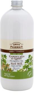 Green Pharmacy Body Care Argan Oil & Figs mléko do koupele
