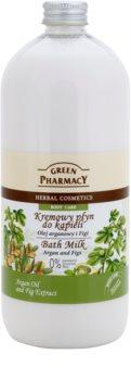 Green Pharmacy Body Care Argan Oil & Figs mlieko do kúpeľa