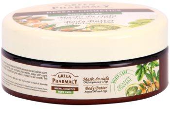 Green Pharmacy Body Care Argan Oil & Figs Body Butter