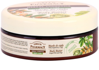 Green Pharmacy Body Care Argan Oil & Figs Körperbutter