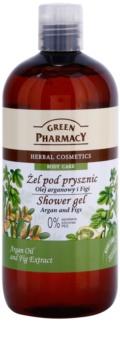 Green Pharmacy Body Care Argan Oil & Figs gel za prhanje