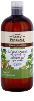 Green Pharmacy Body Care Argan Oil & Figs sprchový gel