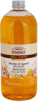Green Pharmacy Body Care Honey & Rooibos espuma de baño