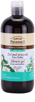 Green Pharmacy Body Care Lotus & Jasmine gel de dus
