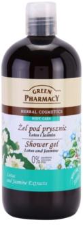 Green Pharmacy Body Care Lotus & Jasmine tusfürdő gél