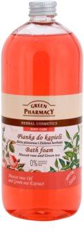 Green Pharmacy Body Care Muscat Rose & Green Tea pena za kopel