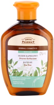 Green Pharmacy Body Care Tea Tree olje za kopel