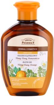 Green Pharmacy Body Care Ylang-Ylang & Orange óleo de banho