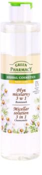 Green Pharmacy Face Care Chamomile woda micelarna 3 w 1