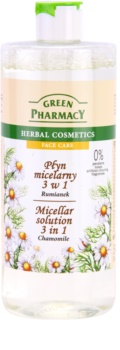 Green Pharmacy Face Care Chamomile eau micellaire 3 en 1