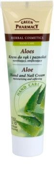 Green Pharmacy Hand Care Aloe vlažilna krema za roke in nohte