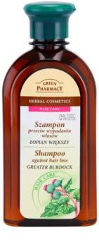 Green Pharmacy Hair Care Greater Burdock sampon impotriva caderii parului