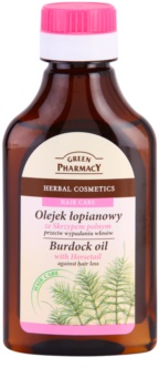 Green Pharmacy Hair Care Horsetail Klettenöl gegen Haarausfall