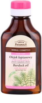Green Pharmacy Hair Care Horsetail lopuchový olej proti padání vlasů