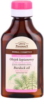Green Pharmacy Hair Care Horsetail lopúchový olej proti padaniu vlasov