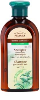 Green Pharmacy Hair Care Nettle champô para cabelo normal