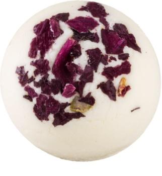 Greenum Rose krémová guľôčka do kúpeľa