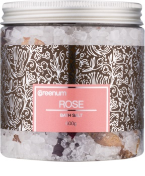 Greenum Rose Bath Salt