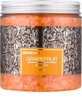 Greenum Grapefruit Badesalz