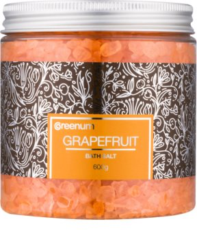 Greenum Grapefruit Badesalz