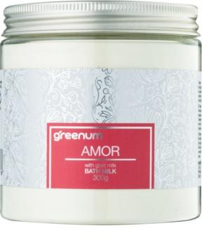 Greenum Amor latte da bagno in polvere