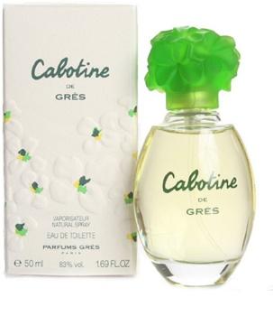 Gres Cabotine de Grès Eau de Toilette para mulheres 100 ml