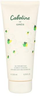 Gres Cabotine de Grès sprchový gel pro ženy 200 ml