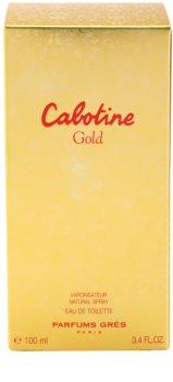 Gres Cabotine Gold toaletní voda pro ženy 100 ml